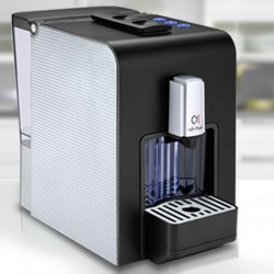 Кафемашина CHIKKO + машина за капучино + 100 бр. капсули