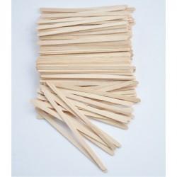 Дървена еко бъркалка малка 500 бр.