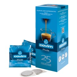 Covim монодоза Suave без кофеин  -  25бр.