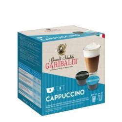"""Кафе на капусли Garibaldi """"Cappuccino"""" 16 бр."""