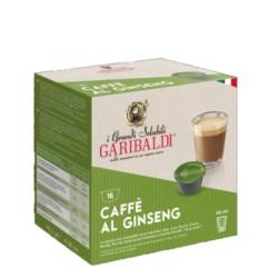 """Кафе на капсули Garibaldi """"Caffe Al Ginseng"""""""